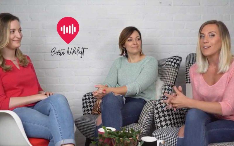 Nők az útON podcast csatorna-női közösség