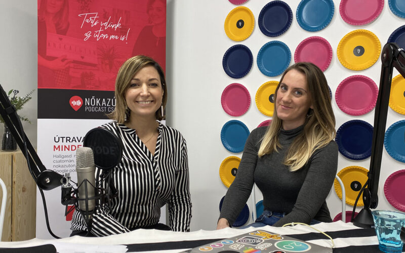 Nők az úton podcast adás